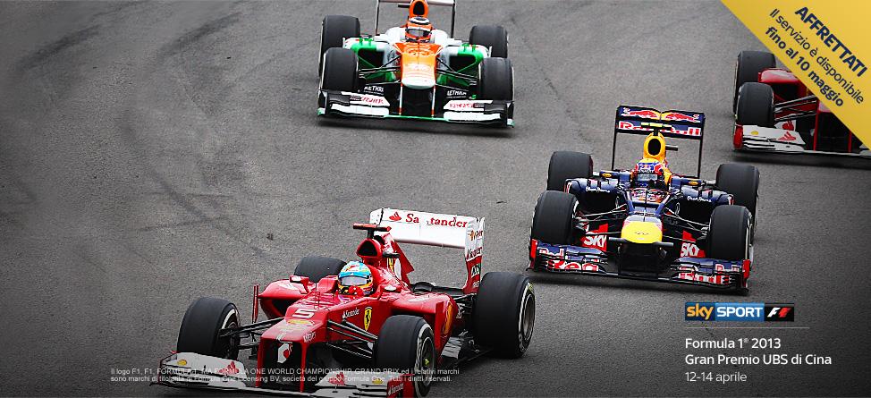 F1 in prova 7giorni