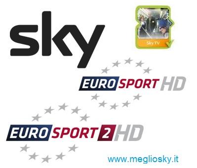 eurosport passa al pacchetto sky tv