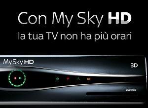 la tv con mysky