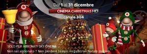 Per tutto dicembre un canale dedicato ai film natalizi