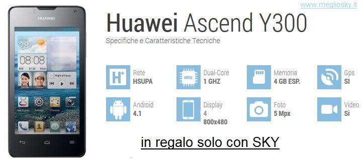 Huawey y300