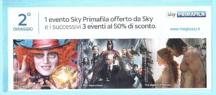 Sky primafila gratis