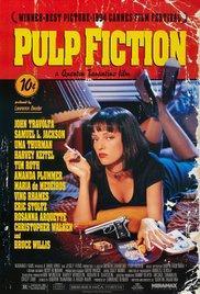 pulp fiction di Quentin Tarantino