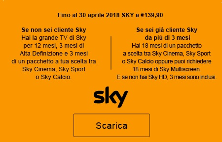 Con mutuo intesa ha sky a prezzo scontato for San paolo mutuo 100