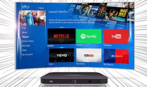 App Youtube disponibile su Sky Q