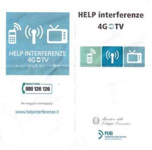 Il 4G disturba le trasmissioni del Digitale Terrestre