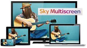 Sky Multivision cambio listino e aumento mensile