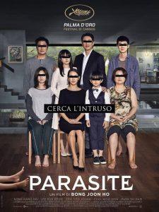 Sky Cinema #iorestoacasa: Parasite il 07 maggio