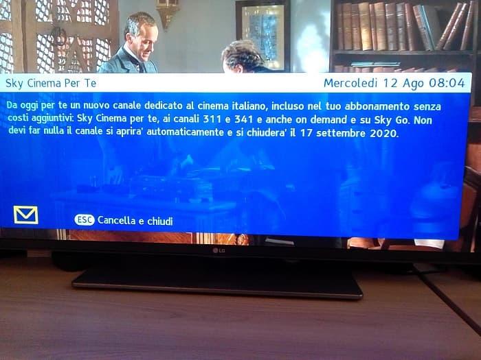 Sky Cinema per te